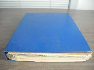 CANADA, 3000+ Stamps mostly hinged on overlapping pages(notebook binder)