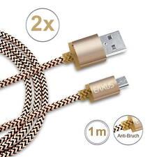 Ps4 USB Ladekabel 1m Gold auch Xb-1