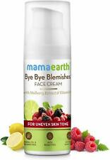 Mamaearth Bye Bye Blemishes Face Cream, For Pigmentation & Blemish Removal 30gm