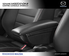 New Genuine Mazda CX-3 DK Centre Console Arm Rest Accessory Part DB2WV0630A