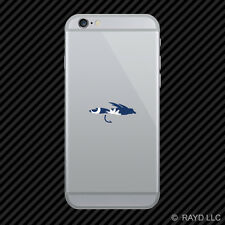 South Carolina Fly Fishing Cell Phone Sticker Mobile SC fish lure tackle flies
