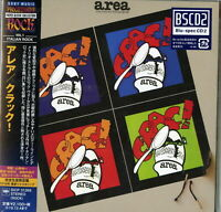 AREA-CRAC!-JAPAN MINI LP BLU-SPEC CD2 Ltd/Ed E51