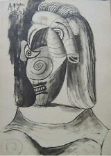 Pablo Picasso Lithograph Carnet de Dessins III Limited First Edition 1948