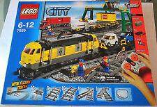 LEGO CITY TRENO MERCI RADIOCOMANDATO  RARO NUOVO FUORI PRODUZIONE  ART 7939