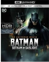 Batman: Gotham by Gaslight(4K ULTRA HD+BLU-RAY+DIGITAL)W/SLIPCOVER NEW