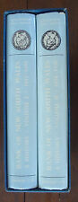 Bank of N.S.W. - A History - Vols 1 & 2, Box Set - 1970 - 1st Edition - Business