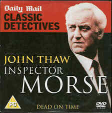 Inspector Morse - DEAD ON TIME - Starring John Thaw - DVD