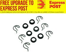 Mr Gasket Mr Gasket Shifter Bushing & Clip Kit For 3 & 4 Speed Manual Shifters