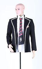 Ao no Blue Exorcist True Cross Academy Okumura Rin Uniform Jacket Tie Costume