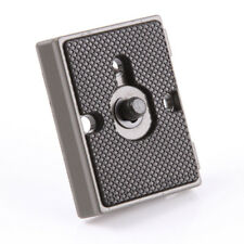 For Manfrotto 200PL-14 496 486 804 RC2 DSLR Camera Tripod Quick Release QR Plate