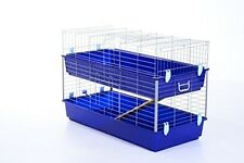 Rabbit Cage Guinea Pig Chinchilla Rat Hutch House Run Cage Large Double Spacious
