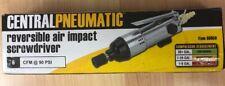 Central Pneumatic Air Reversible Impact Screwdriver #90059