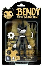 Bendy And The Ink Machine Action Figure - Ink Bendy - Brand New!