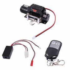 RC Crawler Car Winch Wireless Remote Control Receiver For 1:10 Traxxas Hsp SCX10
