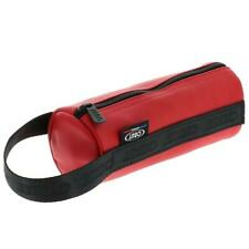 Sacoche boules pétanque Obut Trousse cuir rouge Rouge 31036 - Neuf