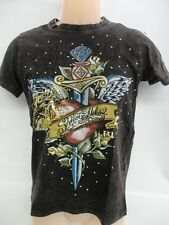 Shiroi Neko Minute Mirth T Shirt Los Angeles Gr.S Farbe Schwarz-P01