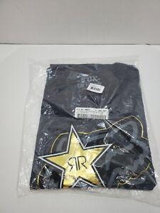 Fox Racing Rockstar Energy Stellar Tee Shirt - Size: Large - Premium T-Shirt