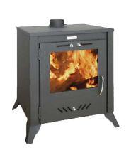 Woodburning Stove Fireplace Log Burner Solid Fuel Wood Burner KUPRO LARGO 15 KW