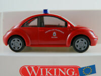 "Wiking 60005 VW New Beetle (1997) ""Freiw. Feuerwehr Velden (A)"" 1:87/H0 NEU/OVP"