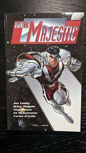MAJESTIC DC Comics Trade Paperback 2002 Alan Moore Ed McGuinness Joe Casey