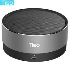 Tiso T10 haut-parleur Bluetooth métal mini portable sans fil 10-15 heures