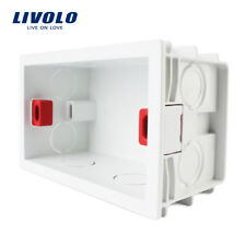 LIVOLO US Standard Wall Light Touch Switch Internal Mount Box 101mm*67mm