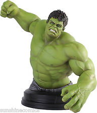 Hulk Mini Bust 251/654 The Avengers Movie Mark Ruffalo Gentle Giant NEW SEALED