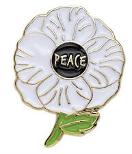 WHITE PEACE POPPY