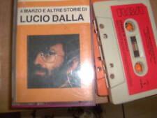 MUSICASSETTA 4 MARZO E ALTRE STORIE DI LUCIO DALLA