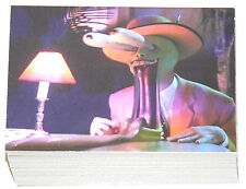 The Mask the Movie with Jim Carrey by Cardz Inc in 1994 Complete 100 c base set