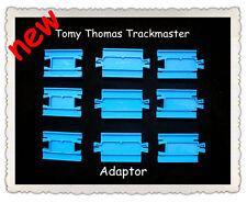 Tomy thomas the tank engine - track adaptor X 9*** new