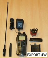 NEW INTEK MT5050 4W WITH ADAPTER SMA-505 + ANTENNA 30 CM VERSION EXPORT WALKIE