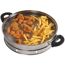 New Halogen Oven Air Fryer Ring/Attachment/Accessory ideal for Frying Grillling