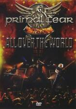 Primal Fear - All Over The World  (DVD)  NEW/Sealed !!!