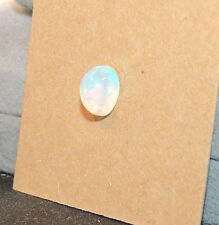 Ethiopian Opal Cabochon 8x6mm with 5.5mm dome (11531)