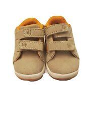 Stide Rite Infant Boys Tan/Orange Shoe/Sneaker Size 2M