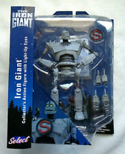 The Iron Giant Diamond Select Toys 2020 Select Action Figure with Light-Up Eyes