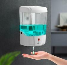 Rechargeble Automatic Soap Dispenser Touchless Sensor Hand Wall Mounted Big700ml