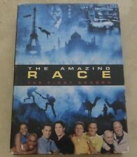 The Amazing Race the First Season (4 DVD set)