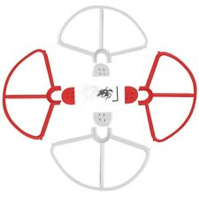 Rotor protection ensemble blanc rouge pour DJI Phantom 2,3