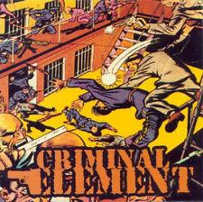 Criminal Element – Career Criminal CD Grindcore Death Metal
