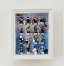 Display Frame for Lego Harry Potter Series 1 minifigures 71022 no figures 28cm