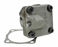 VW AIR COOLED HD CAST IRON FULL FLOW OIL PUMP 71 LATER, DISH CAM GEAR, 16-9715