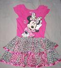 robe neuve etiquetée disney minnie taille 5 ans leopard