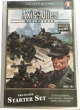 Avalon Hill Axis & Allies Base Two Player Starter Set, Nuevo