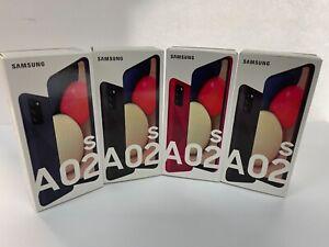Samsung A02s 64gb 4gb Ram, 13MP, Dual Sim Factory Unlocked SM-A025M/DS NEW