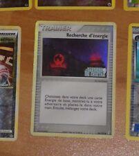 POKEMON CARD HOLO CARTE FRANCAISE 86/100 RECHERCHE D'ENERGIE Reverse FR ** #2