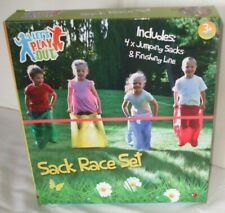 Sack Race Game - 4 Persons