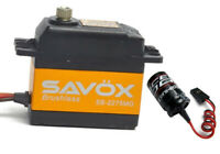 Savox SB-2275MG High Voltage Brushless Digital Servo w/ Glitch Buster