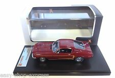 Ford Mustang GT-390 Fastback 1968 1:43 PREMIUM X IXO VOITURE RESINE PRD369